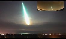 Метеорити уловени с камера