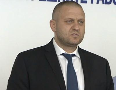 Директорът на СДВР ст. комисар Георги Хаджиев КАДРИ: БНТ