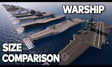 Сравнение на световните бойни кораби