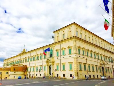 Фасадата на двореца СНИМКИ Виолина Христова