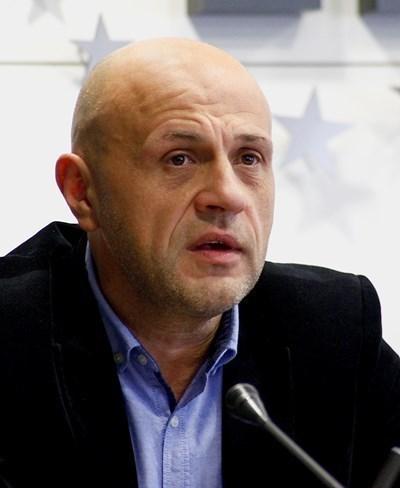 """Томислав Дончев  СНИМКА: """"24 часа"""", Архив"""