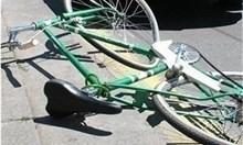 "26 дни издирват шофьор, убил велосипедист на кръстовището при стадион ""Локомотив"" в столицата"