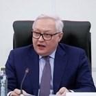 Заместник-министърът на външните работи на Русия Сергей Рябков СНИМКА: Ройтерс