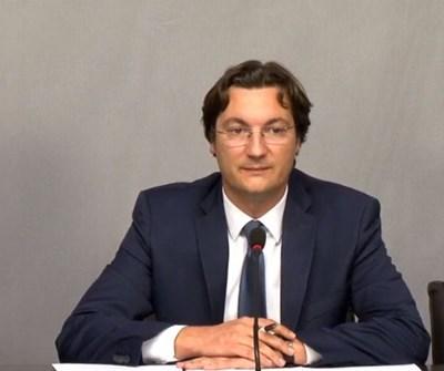 Зам.-шефът на парламентарната група на БСП Крум Зарков