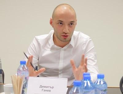 """Димитър Ганев: Партия на """"харвардските министри"""" ще разцепи демократичната общност"""