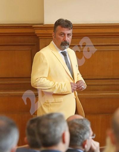Зам.-шефът на ИТН Филип Станев СНИМКА: АРХИВ СНИМКА: 24 часа