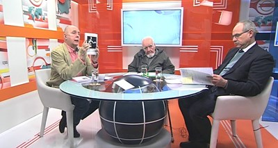 СНИМКА: ТВ Европа
