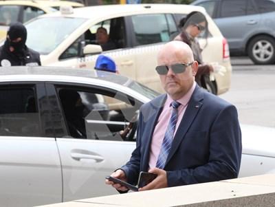 Зам. главният прокурор Иван Гешев бе пестелив на подробности около разследването, за да не му попречи. СНИМКА: 24 часа