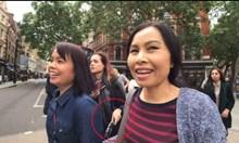 Най-бързите ни джебчийки с дизайнерски очила и чанти крадат на Оксфорд Стрийт
