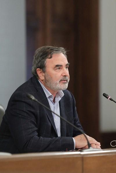 Ангел Кунчев СНИМКА: Министерски съвет