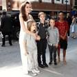 Анджелина Джоли за дъщеря си Захара: Изключителна африканска жена