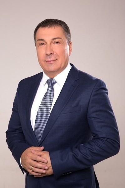 Николай Димитров СНИМКА: Архив