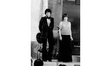 """Лили откри старо фото с Емил Димитров от 1974 г. Двамата са снимани на """"Златният Орфей"""""""