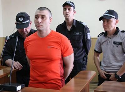 Здравко Дечкин е разкрит след вкарване на отпечатъците му в системата на МВР по друго дело