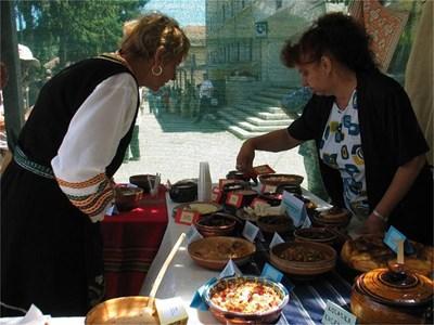 Постните ястия са типични за турлашката кухня.