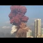 Като малка атомна бомба - моментът на взрива в Бейрут