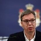 Сръбският президент Александър Вучич СНИМКИ: Ройтерс