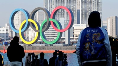 Токио чака Игрите