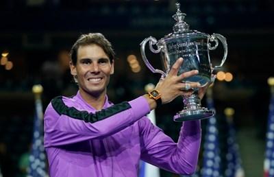 Надал отказа US Open, Григор още се чуди