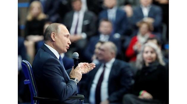 Обидно ми е, че не съм в кремълския списък на САЩ