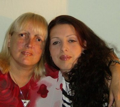 Румяна Тодорова и дъщеря й Деница Тодорова.