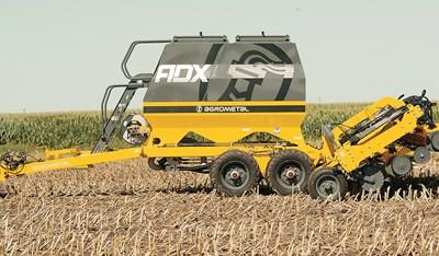 Сеялките на Agrometal са пример за висока производителност