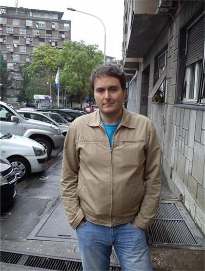 Внукът Милуш Живкович, който търси истината за българския си дядо.