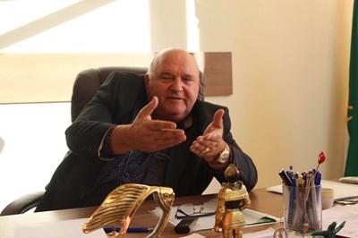 Д-р Васил Вълчев СНИМКА: Любо Илков