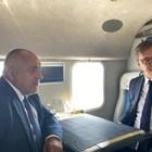Бойко Борисов и Александър Вучич СНИМКА: Министерски съвет