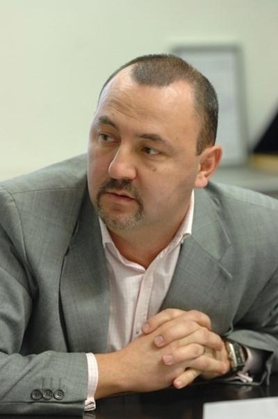 Владимир Тодоров СНИМКА: Архив