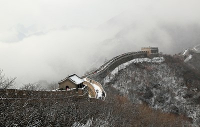 18 китайски града се подготвят за нов студен фронт