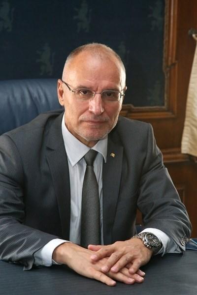 Управителят на БНБ Димитър Радев СНИМКА: Архив