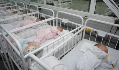 16 000 бебета са родени от началото на 2017 г. СНИМКА: Николай Литов