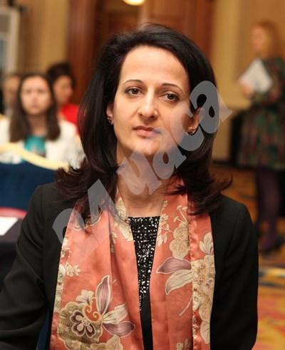 Председателят на Комисията за финансов надзор Карина Караиванова СНИМКА: 24 часа