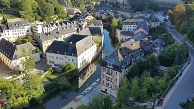 Люксембург СНИМКА: ПИКСАБЕЙ