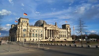 Бундестагът в Берлин Снимка: Pixabay