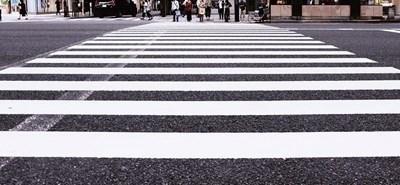Пешеходна пътека СНИМКА: Pixabay