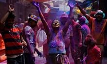 Холи – индуският празник на цветовете