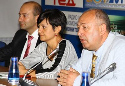 Представителите на АБТТА обявиха, че учредяват консорциум, който ще популяризира пред чуждестранните туроператори общи турове на Балканите. СНИМКА: Пиер Петров