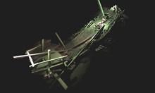 """Откриха """"кораба на Марко Поло"""" на дъното на Черно море"""