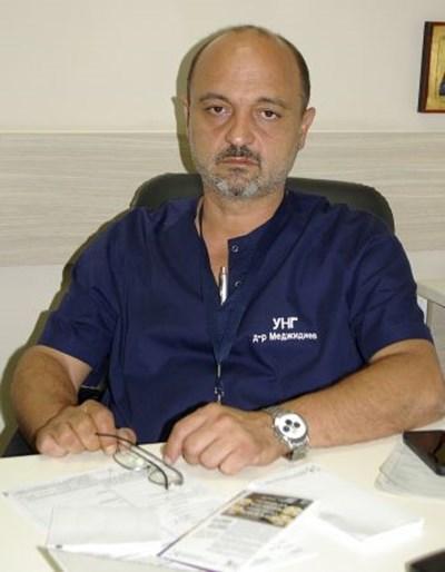 Д-р Асен Меджидиев