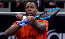 Монфис взе битката на гигантите на Sofia Open