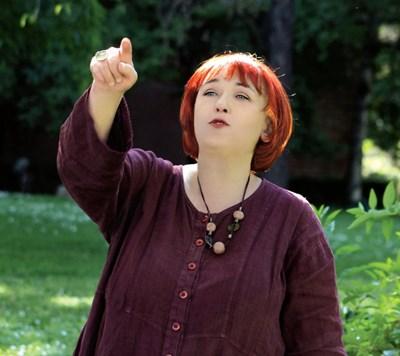 Нина Димитрова е неуморна като режисьор.