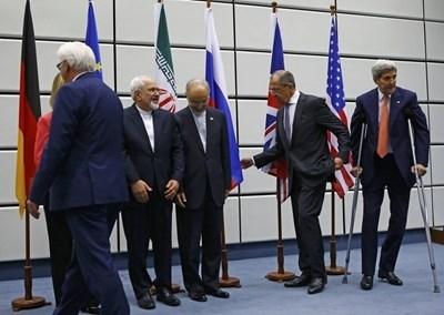 Историческото споразумение с Иран бе подписано във Виена през 2015 г. Снимка РОЙТЕРС