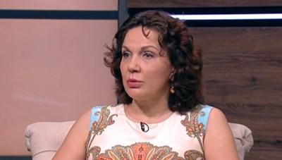 Д-р Антония Първанова КАДЪР: bTV