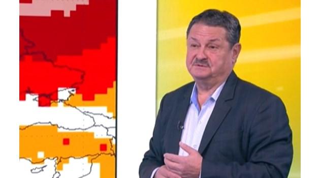 Проф. Георги Рачев: Чака ни мека зима, от четвъртък започва затопляне