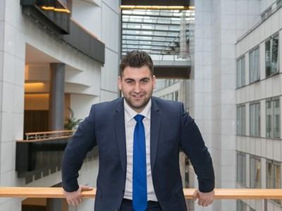 Андрей Новаков от ГЕРБ се пребори парите за България от ЕС догодина да са максималните.