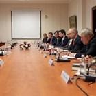 На срещата в събота президентът е събрал предимно енергийни експерти, ангажирани по-тясно с партиите.  МАРИЯНА БОЙКОВА