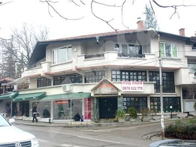 """Ресторант """"Бялата къща"""" се намира на видно място в Банкя. СНИМКА: 24 часа"""
