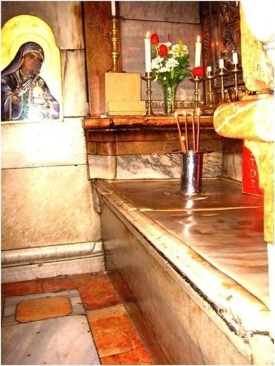 Гробницата в Ерусалим, в която се смята, че е положено тялото на Исус Христос, е по-древна, отколкото се смяташе досега. СНИМКА: Pixabay